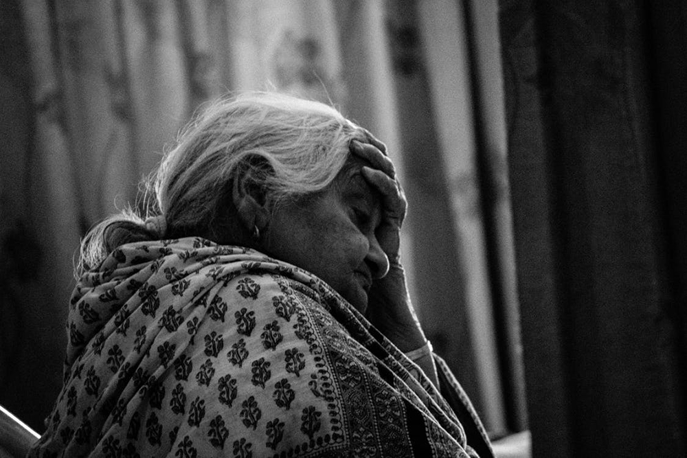 8 ways to spot depression in the elderly